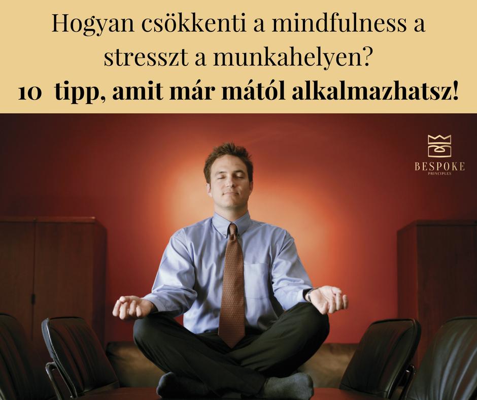 Hogy lehetséges a stressz csökkentése tartósan és hatékonyan?
